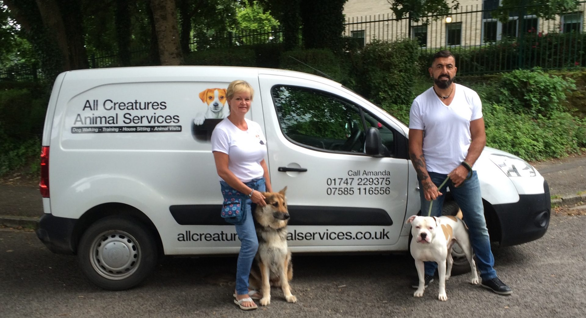 Pet care services in Shaftesbury